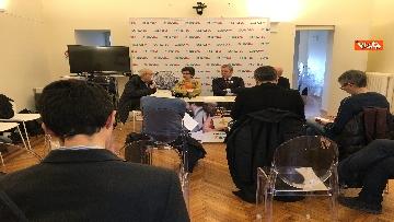 7 - +Europa, la conferenza di presentazione del congresso a Milano