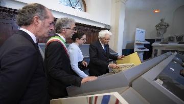 4 - Mattarella a Vittorio Veneto visita il Museo della Battaglia