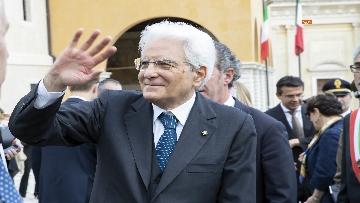 5 - Mattarella a Vittorio Veneto visita il Museo della Battaglia