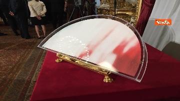 13 - Cerimonia del Ventaglio con Mattarella al Quirinale immagini
