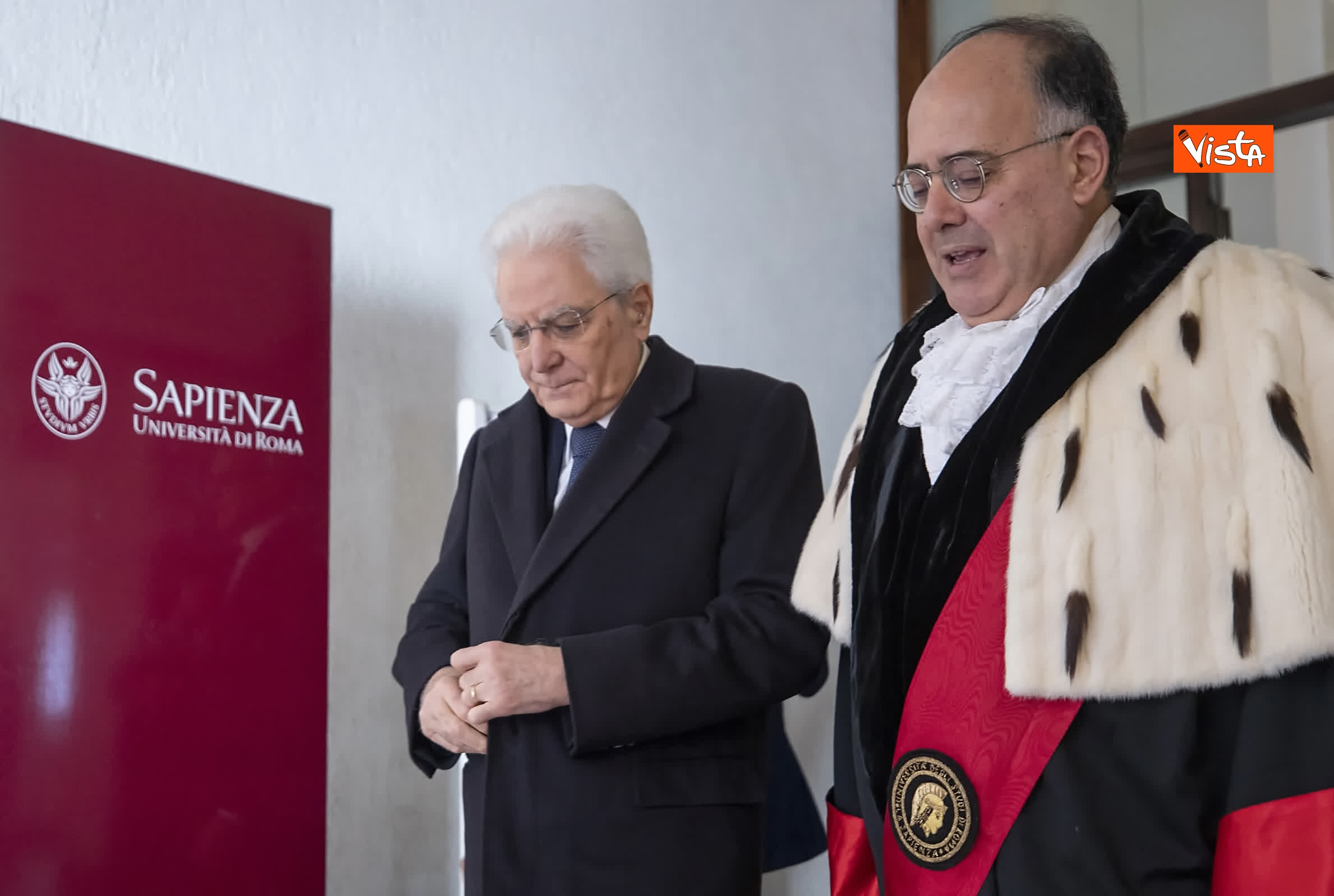 17-02-20 Segre riceve laurea honoris causa dal rettore della Sapienza Gaudio_08