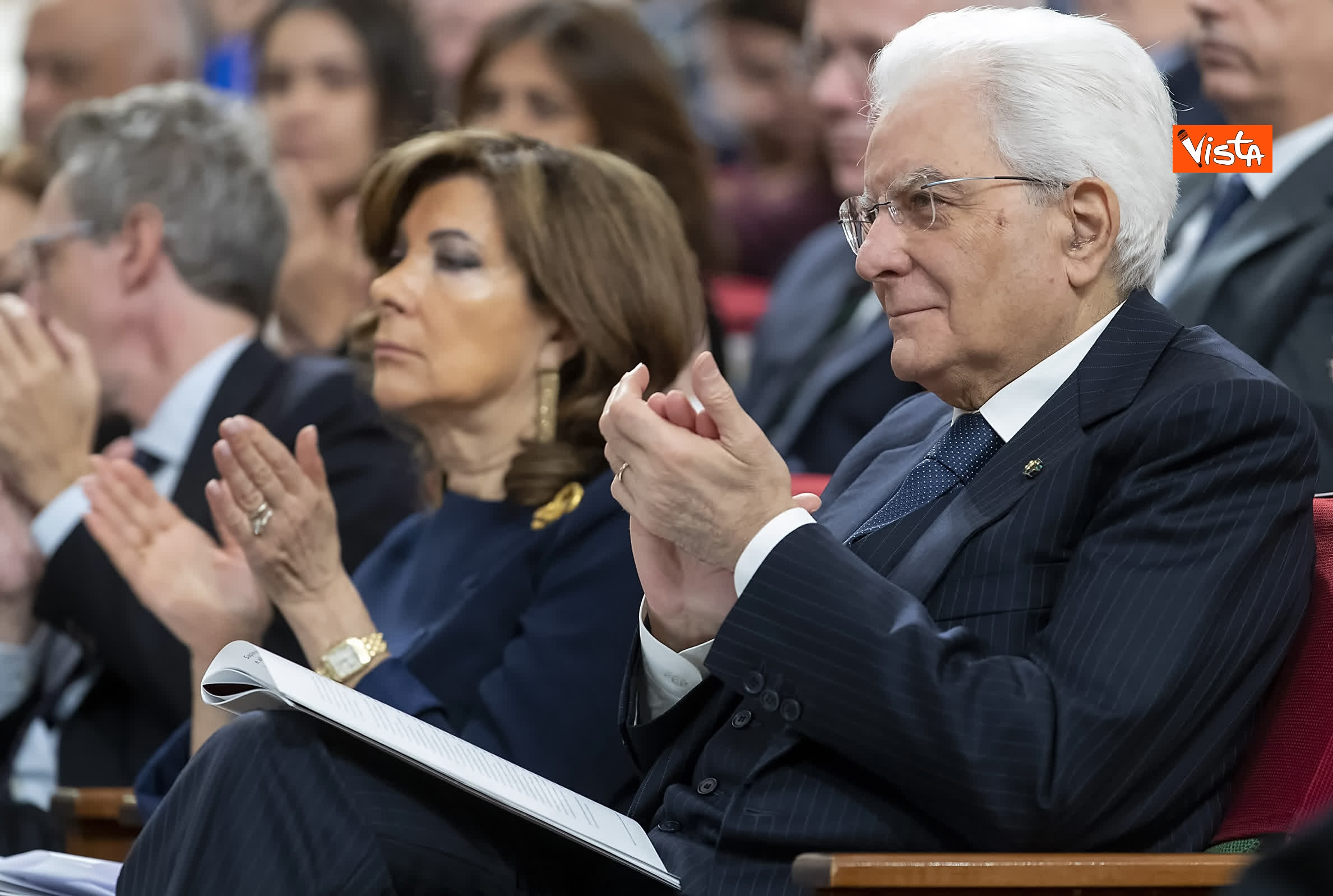 17-02-20 Segre riceve laurea honoris causa dal rettore della Sapienza Gaudio_02