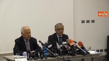 6 - La conferenza stampa di Autostrade per l'Italia a Genova