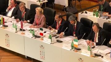 7 - Fico a Vienna per la riunione dei presidenti delle Camere Ue