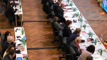 5 - Fico a Vienna per la riunione dei presidenti delle Camere Ue