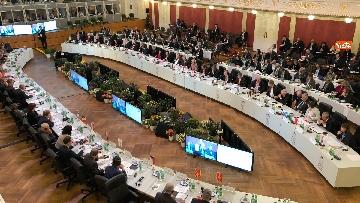 1 - Fico a Vienna per la riunione dei presidenti delle Camere Ue
