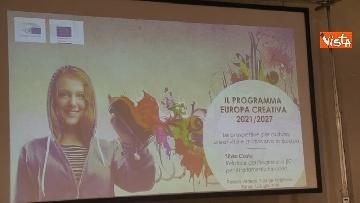 7 - Europa Creativa, la presentazione del progetto a Roma