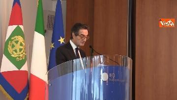 8 - Mattarella alla cerimonia dei 25 anni dell'Istituto di Oncologia dello IEO