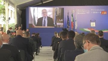 5 - Conte, Di Maio e Casellati alla presentazione del Libro Blu all'Agenzia Dogane. Le foto