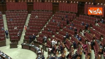 1 - Speranza alla Camera dei Deputati per comunicazioni sull'emergenza Covid