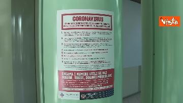 8 - Primi vaccini Covid-19 al Policlinico Tor Vergata. Le immagini