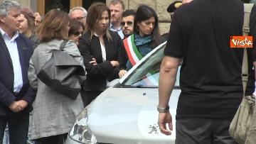 14 - Bara bianca e palloncini, il funerale di Pamela Mastropietro