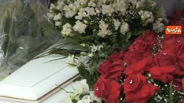 11 - Bara bianca e palloncini, il funerale di Pamela Mastropietro