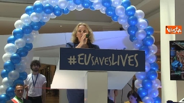 7 - #EuSavesLives, in caso di calamita naturali l'Ue salva la vita