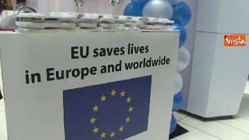 9 - #EuSavesLives, in caso di calamita naturali l'Ue salva la vita