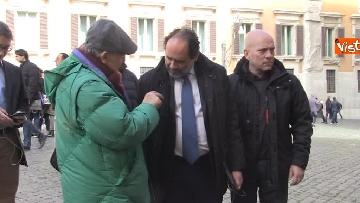 9 - Ingroia, conferenza stampa su indagine Procura Palermo immagini