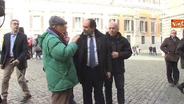 8 - Ingroia, conferenza stampa su indagine Procura Palermo immagini