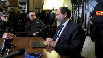 2 - Ingroia, conferenza stampa su indagine Procura Palermo immagini