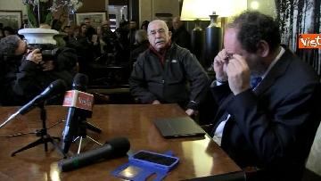 3 - Ingroia, conferenza stampa su indagine Procura Palermo immagini