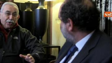 5 - Ingroia, conferenza stampa su indagine Procura Palermo immagini