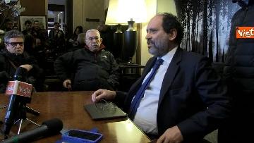 7 - Ingroia, conferenza stampa su indagine Procura Palermo immagini