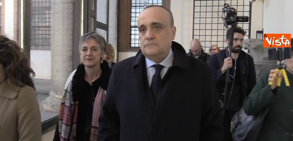 Settimana dei Musei, il ministro Bonisoli visita il Cenacolo Vinciano a Milano_04