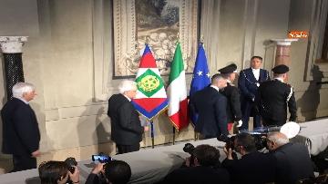 14 - FOTO GALLERY - Mattarella, il discorso al termine delle consultazioni