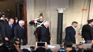 12 - FOTO GALLERY - Mattarella, il discorso al termine delle consultazioni