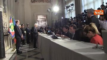 5 - FOTO GALLERY - Mattarella, il discorso al termine delle consultazioni