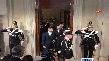 10 - FOTO GALLERY - Mattarella, il discorso al termine delle consultazioni