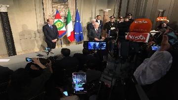 9 - FOTO GALLERY - Mattarella, il discorso al termine delle consultazioni