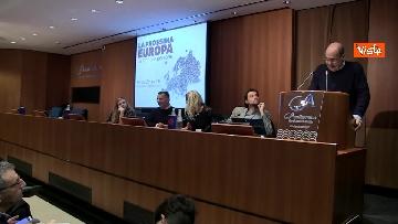 2 - Zingaretti a convegno con Boldrini 'La prossima Europa' immagini