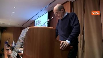 6 - Zingaretti a convegno con Boldrini 'La prossima Europa' immagini