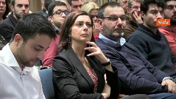 4 - Zingaretti a convegno con Boldrini 'La prossima Europa' immagini