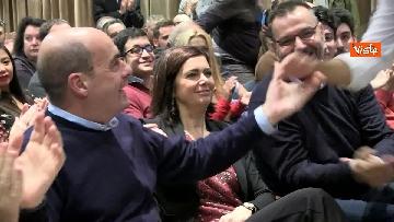 7 - Zingaretti a convegno con Boldrini 'La prossima Europa' immagini