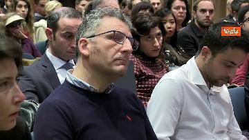 5 - Zingaretti a convegno con Boldrini 'La prossima Europa' immagini