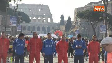 2 - La 24/a edizione della Maratona di Roma