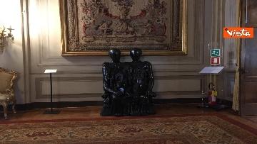 14 - Quirinale contemporaneo, l'arte e il design del periodo repubblicano nella Casa degli Italiani