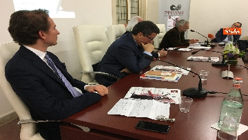 2 - I confini della Giurisdizione, il convegno all'UniPegaso con vice presidente Csm Ermini