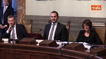 8 - Il primo Consiglio dei Ministri del Governo Conte Bis, le immagini