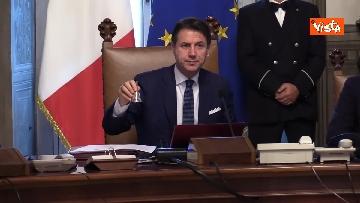 4 - Il primo Consiglio dei Ministri del Governo Conte Bis, le immagini
