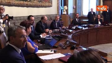 6 - Il primo Consiglio dei Ministri del Governo Conte Bis, le immagini