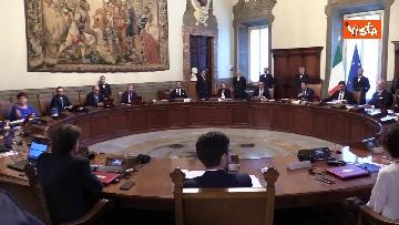 10 - Il primo Consiglio dei Ministri del Governo Conte Bis, le immagini
