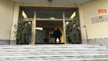 13 - Ministro Trenta con sottosegretario Zoccano  in visita al Centro Veterani