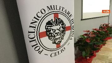 12 - Ministro Trenta con sottosegretario Zoccano  in visita al Centro Veterani