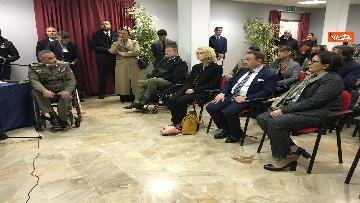 11 - Ministro Trenta con sottosegretario Zoccano  in visita al Centro Veterani