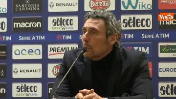 3 - Lazio-Bologna, le conferenze degli allenatori