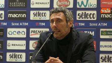 2 - Lazio-Bologna, le conferenze degli allenatori