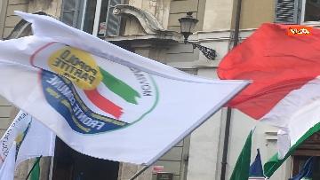 5 - FdI con Meloni in piazza per dire no alla fatturazione elettronica