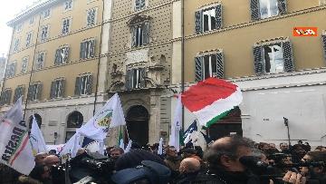 3 - FdI con Meloni in piazza per dire no alla fatturazione elettronica